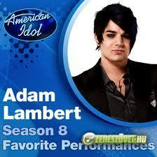 Adam Lambert  -  Season 8 Favourite Performances