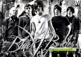 Black Veil Brides -  Sex and Hollywood /EP/ 2009