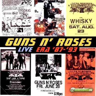 Guns N' Roses -  1999 - Live Era '87-'93 (1.)