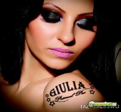 Giulia -  Primul pas