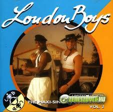 London Boys -  The Maxi Singles Collection vol. 2