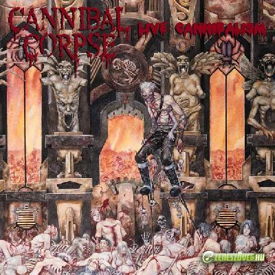 Cannibal Corpse -  Live Cannibalism
