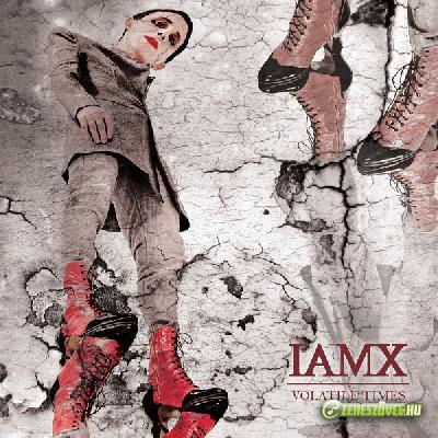 IAMX -  Volatile Time (Remix EP)