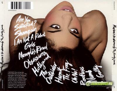 Marina and the Diamonds -  The Family Jewels
