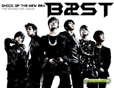 Beast/B2st -  SHOCK OF THE NEW ERA