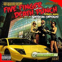 Five Finger Death Punch -  2011: American Capitalist (Amerikai Kapitalista)