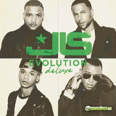 JLS -  Evolution (Deluxe Edition)