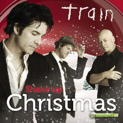 Train -  Shake Up Christmas (single)