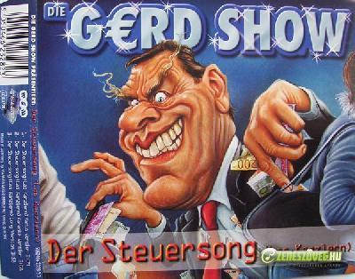 Die Gerd Show -  Der Steuersong (Las Kanzlern)
