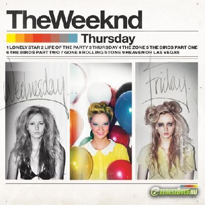 The Weeknd -  Thursday (mixtape)