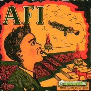 AFI -  hut Your Mouth and Open Your Eyes