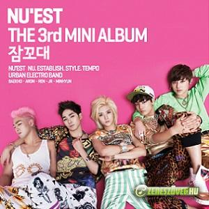 Nu'est -  The 3rd Mini Album - Sleep Talking