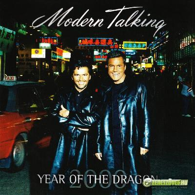 Modern Talking -  2000-Year Of The Dragon The 9 th Album
