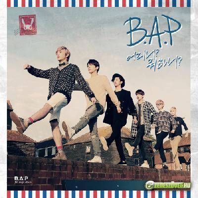 B.A.P -  Where Are You?