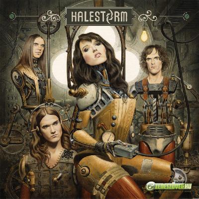 Halestorm  -  Halestorm (Self-titled)