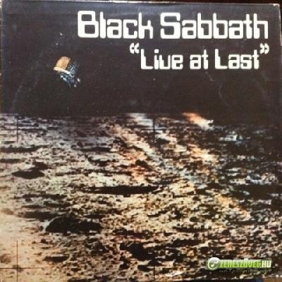 Black Sabbath -  Live At Last...