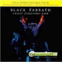 Black Sabbath -  Cross Purposes - Live