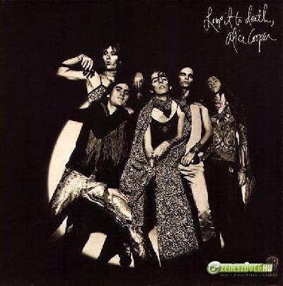 Alice Cooper -  Love It To Death