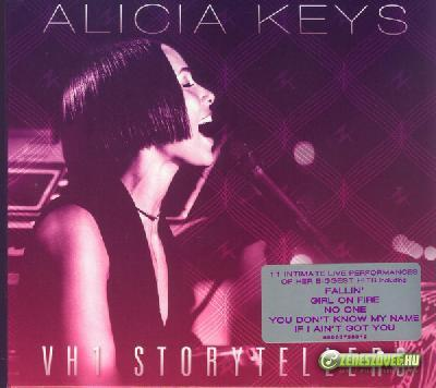 Alicia Keys -  VH1 Storytellers (CD+DVD)