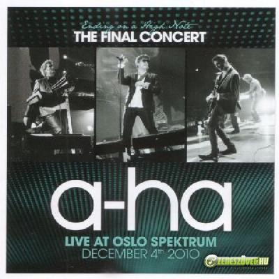 A-ha -  Ending On A High Note - The Final Concert (Live At Oslo Spektrum December 4th, 2010)