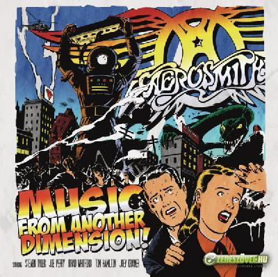 Aerosmith -  Music From Another Dimension! (2 CD + DVD)