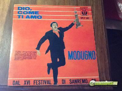 Domenico Modugno -  Dio come ti amo