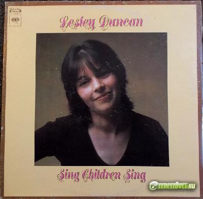 Lesley Duncan -  Sing Children Sing