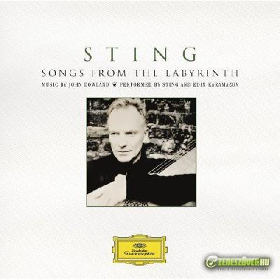 Sting -  Songs From The Labyrinth