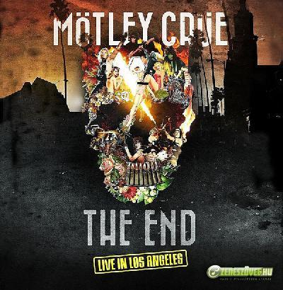 Mötley Crüe -  The End - Live In Los Angeles (CD+DVD)