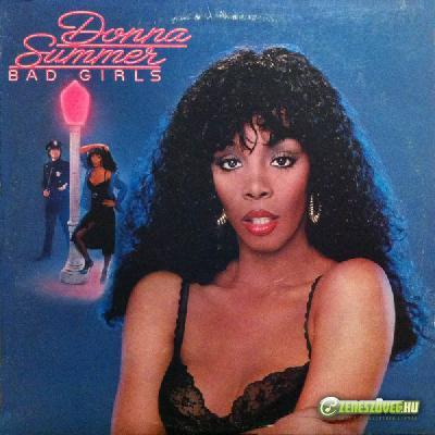 Donna Summer -  Bad Girls (dupla LP)