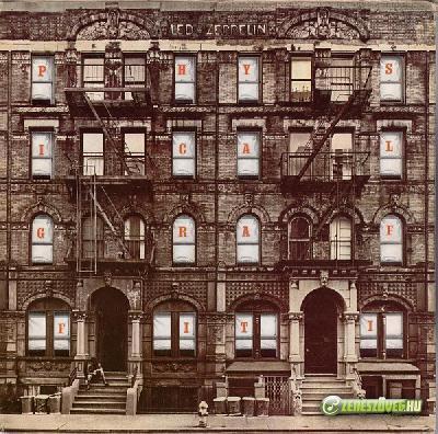 Led Zeppelin -  Physical Graffiti (double album)