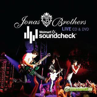 Jonas Brothers -  Live: Walmart Soundcheck CD+DVD