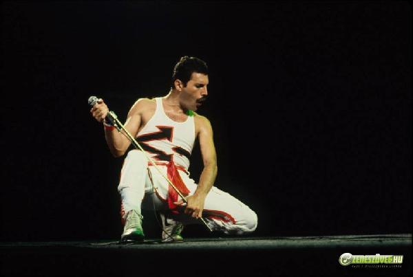 Freddie Mercury (Farroukh Bulsara)