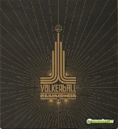 Rammstein -  Völkerball (DVD+CD)