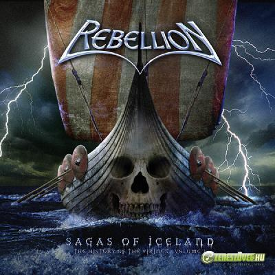 Rebellion -  Sagas of Iceland – The History of the Vikings Volume 1