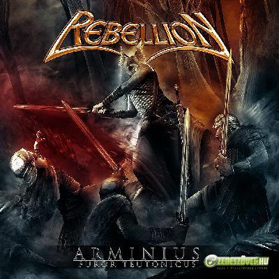 Rebellion -  Arminius - Furor Teutonicus