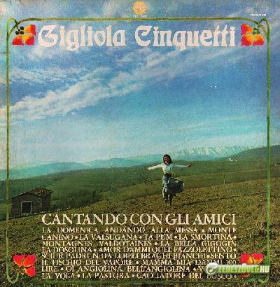 Gigliola Cinquetti -  Cantando con gli amici