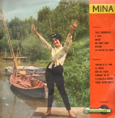 Mina -  Tintarella di luna