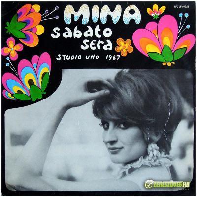 Mina -  Sabato sera - Studio Uno '67