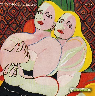 Mina -  Ti conosco mascherina (2 CD)