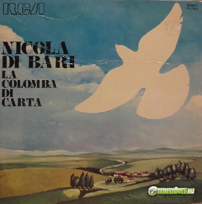 Nicola di Bari -  La colomba di carta