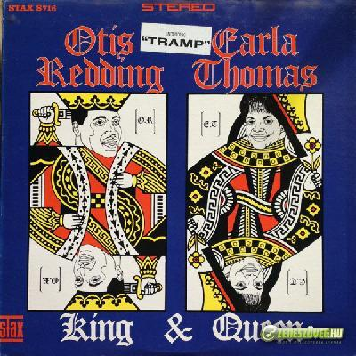 Otis Redding -  King & Queen
