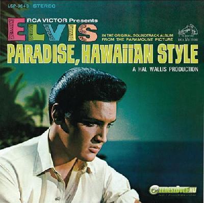 Elvis Presley -  Paradise, Hawaiian Style