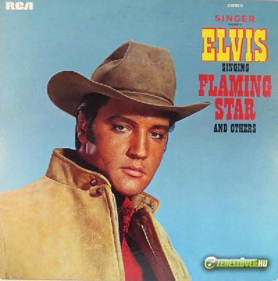 Elvis Presley -  Elvis Sings Flaming Star