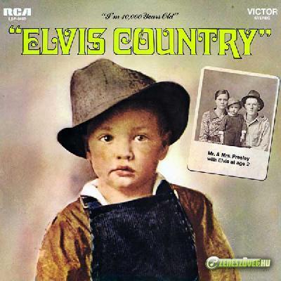 Elvis Presley -  I'm 10,000 Years old
