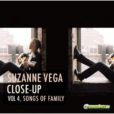 Suzanne Vega -  Close-Up Vol. 4, Songs of Family