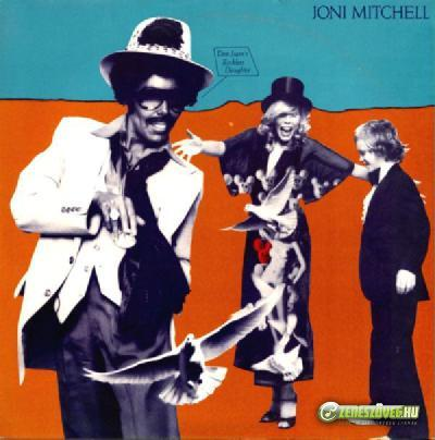 Joni Mitchell -  Don Juan's Reckless Daughter (dupla album)