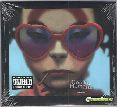 Gorillaz -  Humanz (2 CD)