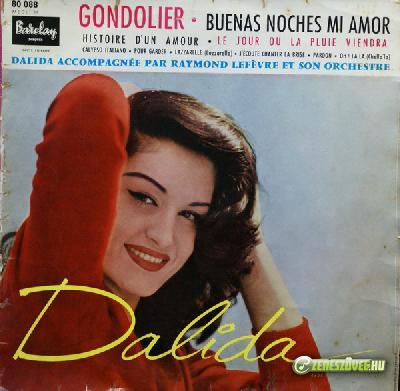 Dalida -  Gondolier