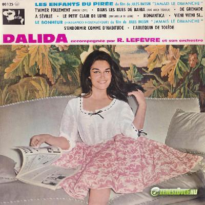 Dalida -  Les Enfants du Pirée